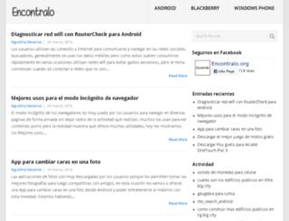 webyvos.com screenshot