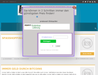 webzentrum.sobumail.de screenshot