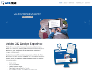 webzoneinteractive.com screenshot