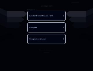 wecosign.com screenshot