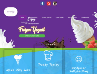 wecravefroyo.com screenshot