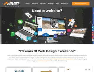 wecreatewebsites.co.za screenshot