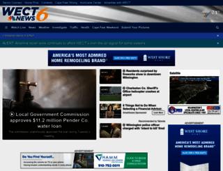 wect.com screenshot