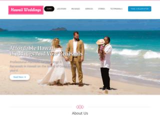wedaloha.com screenshot