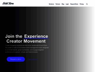 wedc3.eventfarm.com screenshot
