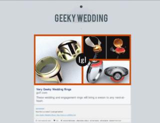 wedding.screeninvasion.com screenshot