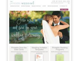 weddingclipart.com screenshot