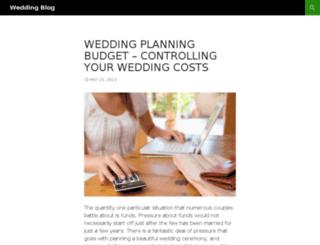 weddinginfosite.biz screenshot