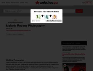 weddingphotographersottawa.ca screenshot