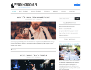 weddingroom.pl screenshot