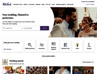 weddingspot.co.uk screenshot
