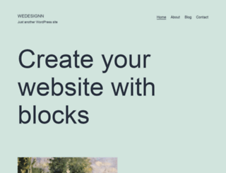 wedesignn.com screenshot