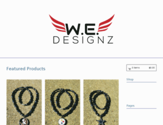 wedesignz.com screenshot