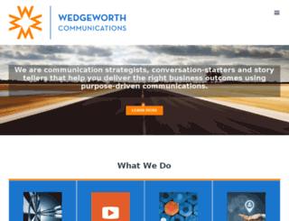 wedgeworthbiz.com screenshot