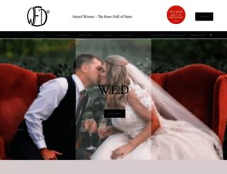 wedmi.com screenshot