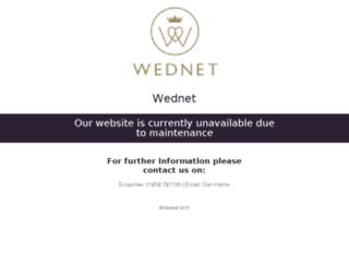 wednet.co.uk screenshot
