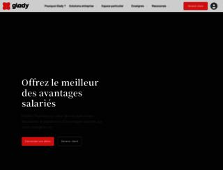 wedoogift.com screenshot