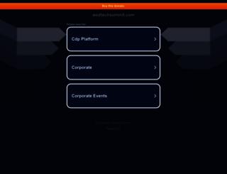 wedtechsummit.com screenshot