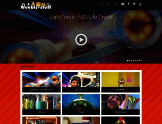 weebls-stuff.com screenshot