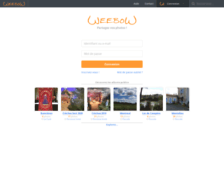 weebow.com screenshot