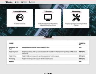 weebs.dk screenshot