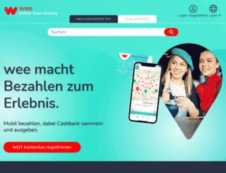 weeconomy.com screenshot