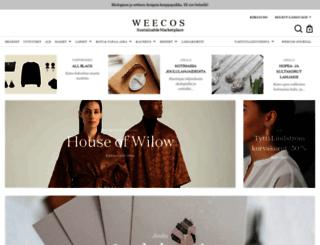 weecos.com screenshot