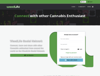 weedealio.com screenshot