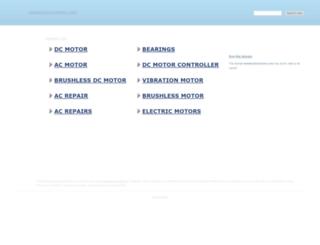 weelectricmotors.com screenshot