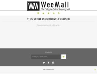 weemall.com screenshot