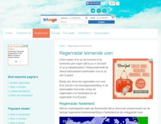 weerradar24.nl screenshot
