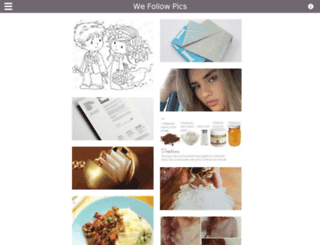 wefollowpics.com screenshot