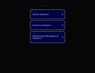 wefree.com screenshot