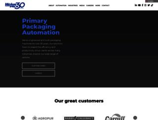 weighpack.com screenshot