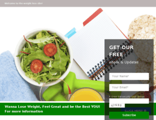 weight--loss.com screenshot