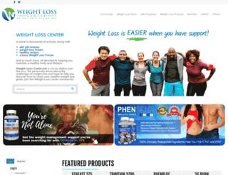 weight-loss-center.net screenshot