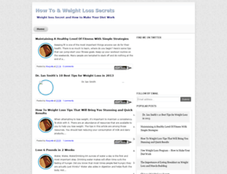 weight-loss92.blogspot.com screenshot