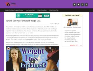 weightdestroyers.com screenshot