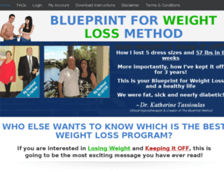 weightloss7steps.com screenshot