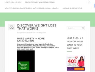 weightlossdietplans.website screenshot