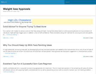 weightlosshypnosis.ga screenshot