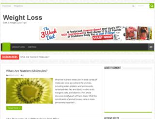 weightlosstips.grameen-info.org screenshot