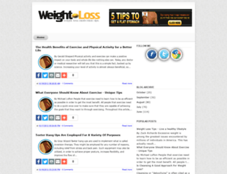 weightlosstips1000.blogspot.com screenshot
