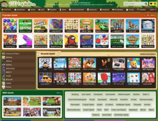 weihnachtsbaume.1001spiele.de screenshot