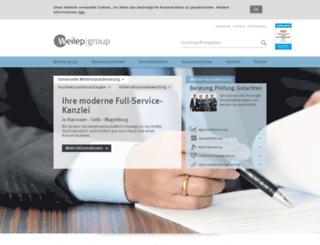 weilep.webseiten.cc screenshot