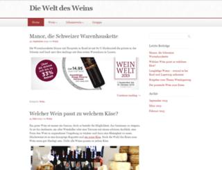 weiningen-weine.ch screenshot