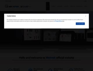 weintek.com screenshot