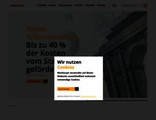 weishaupt.de screenshot
