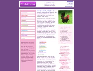 weisheitswissen.de screenshot