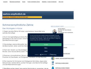 weisheitszaehne-op.de screenshot